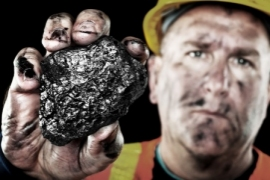 Mining Coal Lump - 360° Mining Course